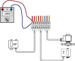 schema electrique chambre le savoir faire du frigoriste