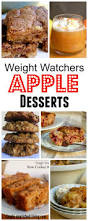 watchers apple dessert recipes with points plus values