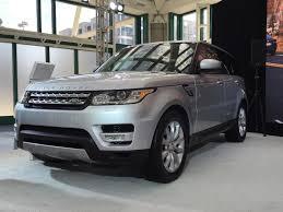range rover silver 2015 jaguar land rover debuts justdrive smartphone app at la auto show