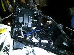 lexus headlight moisture recall warranty denial due to custom headlights opinions needed