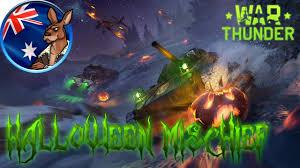 war thunder halloween mischief youtube