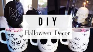 Halloween Ornaments To Make 3 Halloween Diy You Need To Try Home Decor Ann Le Youtube
