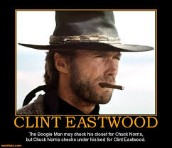 Meme Chuck Norris - clint eastwood is tougher than chuck norris markosun s blog