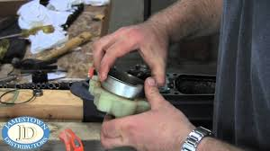 replacing a water pump youtube