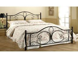 wrought iron bed frame headboards queen bed frame king size bed