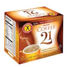 Coffee Mix naturegift instant coffee mix 21 plus l carnitine slimming weight