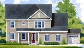 nest homes fox chase