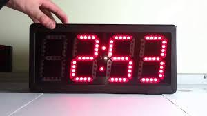 mcgregor count up timer