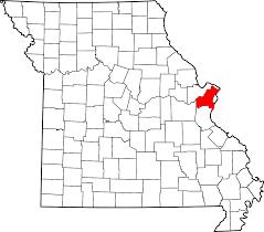 Missouri On Map St Louis County Missouri U2013 Wikipedia