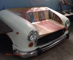 canapé voiture indien industrielle vintage voiture ambassadeur canapé buy product