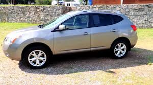 used nissan rogue 2009 nissan rogue sl edition personal used car review u0026 start up
