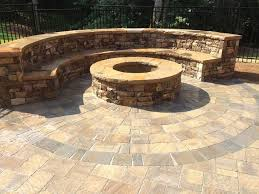 Belgard Patio Pavers by Circular Paver Patio Home Design Ideas And Pictures