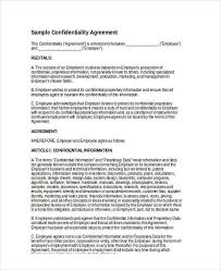 vendor confidentiality agreements efficiencyexperts us