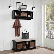 entry shelf shelf entry shelf entryway bench seat with coat rack weather
