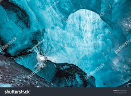 Ice Cave Under Glacier Iceland Stock Photo 591307355 Shutterstock