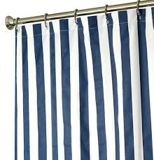 Navy Blue And White Horizontal Striped Curtains Blue And White Striped Shower Curtains Navy Blue And White Striped