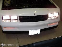 nissan frontier halo headlights 1987 projector headlights page 2 gbodyforum u002778 u002788 general