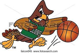 basketball clipart images falcon basketball clipart clipground