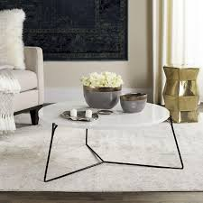 fox4264b coffee tables furniture by safavieh