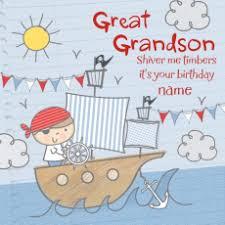 grandson recipients for him birthday
