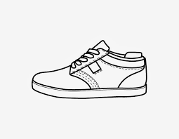 kids shoe drawing images pictures becuo clip art library