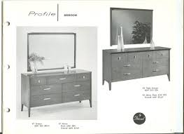 1960 Bedroom Furniture by History Of The Drexel Profile Line New Page Added Retro Renovation