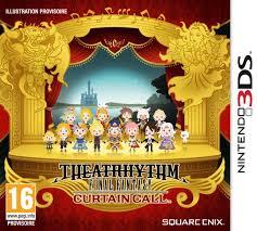 Curtain Call Tracklist Theatrhythm Final Fantasy Curtain Call Review