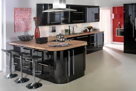 bespoke fitted kitchens a dream kitchen to suit everybody s high gloss black gloss kitchen