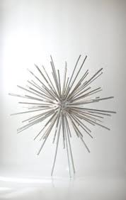 christmas tree topper star starburst if only i were crafty