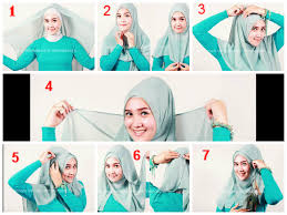 tutorial hijab segi empat paris simple tutorial hijab segi empat tanpa ciput tutorial hijab segi empat