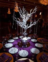 home design captivating tree for table centerpiece wedding