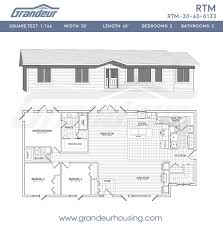 tag for 30 60 residential house home residential floorplans rtm