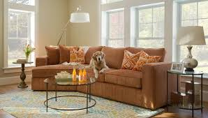 Norwalk Furniture Sleeper Sofa The Milford Sectional Is Norwalk U0027s Ultimate Family And Pet