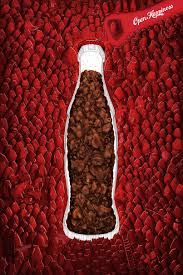 artists place hidden details in coca cola open happiness ads