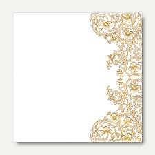 islamic wedding card parekh cards is2286 bi