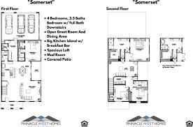 harmony floor plans
