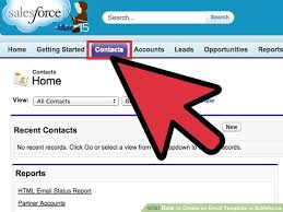 how to create an email template in salesforce 12 steps