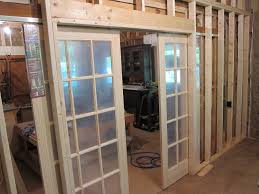 Pocket Sliding Glass Doors Patio by Folding Glass And Plastic Patio Doors
