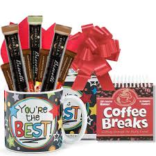 re the best coffee mug gift set