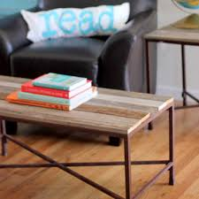 Diy Reclaimed Wood Side Table by Diy Reclaimed Wood Coffee And Side Tables