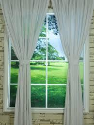 qyk246sa eos linen natural solid custom made sheer curtains