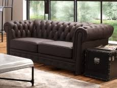 canapé chesterfield canapes chesterfield pas cher chesterfield cuir ou tissu