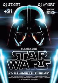 star wars psd flyer template 6518 styleflyers