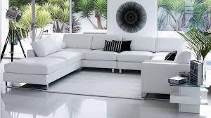 Macys Sleeper Sofa Alaina by Angora 4 Piece Modular Leather Lounge Suite Harvey Norman