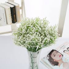 baby breath artificial flowers gardens and landscapings decoration