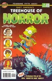 Simpsons Treehouse Of Horror I - bart simpson u0027s treehouse of horror 21 graveyard shift the left