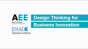 Design For by Design Thinking For Business Innovation Thought Provoking