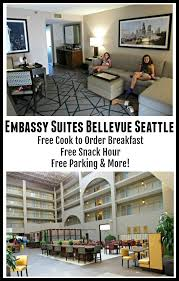 embassy suites bellevue seattle great family hotel