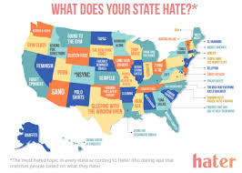 Mls Teams Map A Few Thoughts On This Map From Dating App Hater That Outlines