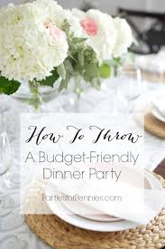 14 best dinner party ideas images on pinterest